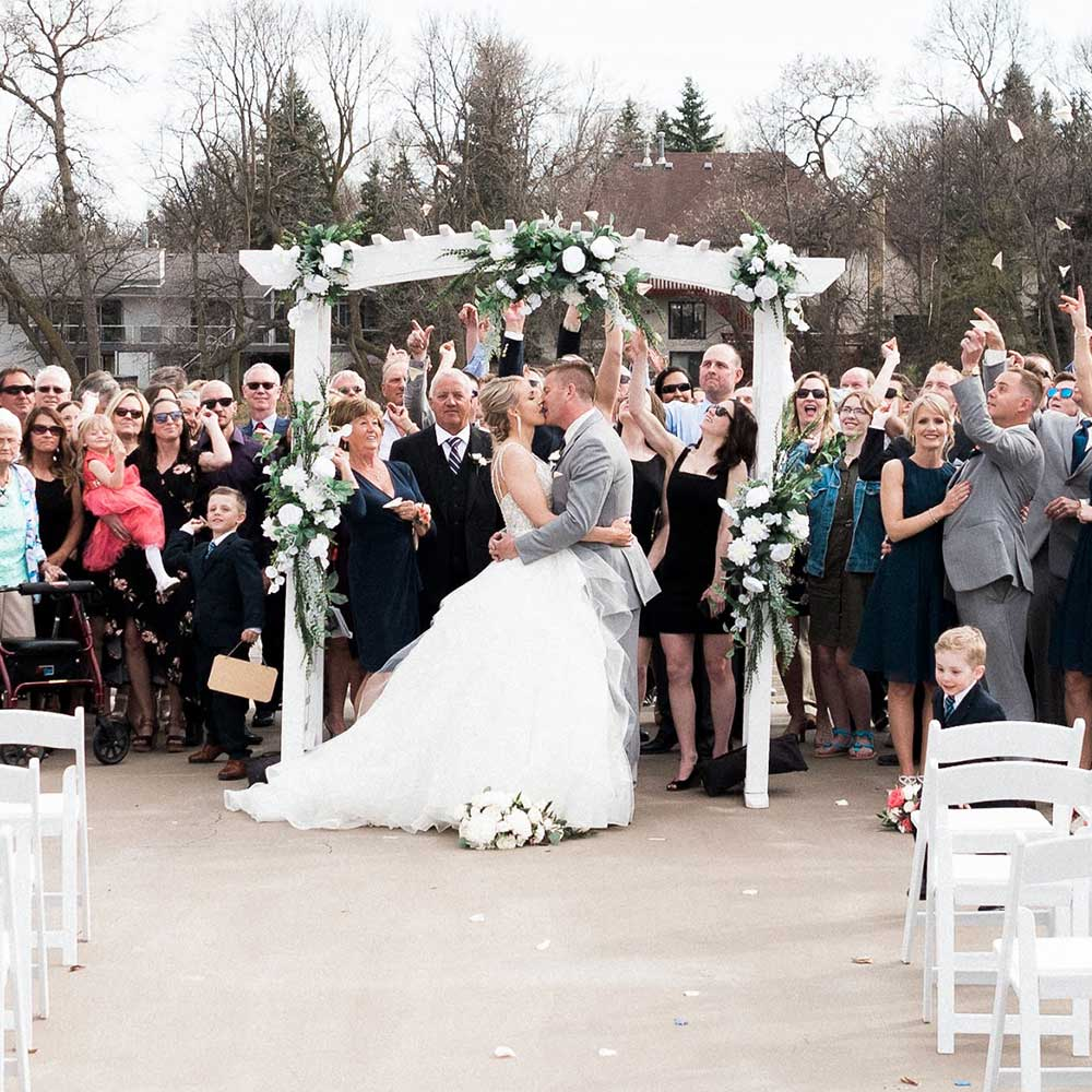 Glendale Featured Weddings Winnipeg