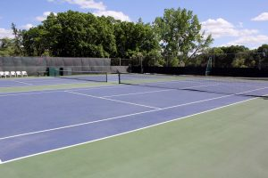 Glendale Tennis Courts